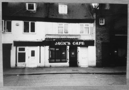 Jack's Cafe, Tottenham